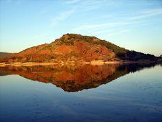 Lac du Salagou - Grand lac public - Hérault (34) | Colinmaire.net - Passion de la pêche à la carpe en grands lacs