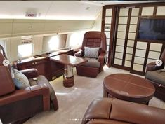 M-KATE Airbus A319 interior (Rybolovlev) Dmitry Rybolovlev, House Yacht, As Monaco, Private Jets, Interior, Indoor, Interiors