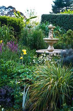 Blue Mountains garden