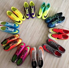 I can't wait for soccer to start back up!!!! Soccer is life<3