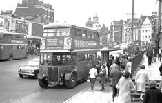 share an enthusiasts memories of more interesting days for transport - mainly about buses but other forms of transport too