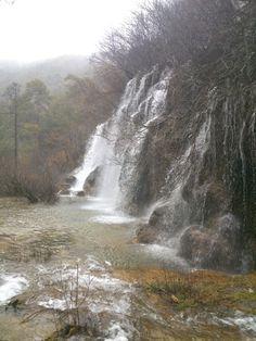 Nacimiento del Rio Cuervo (Cuenca, Spain)