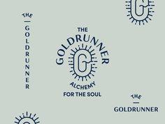 branding | Stockfarm + Stockbar | Thatcher | The Goldrunner Brand by Meg Lewis
