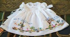 Vestidos Infantis - Estórias Clássicas