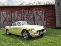 1970 Split Bumper MGB Roadster For Sale