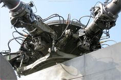 fully articulated rotor head - Google Search