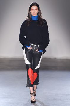 Zadig & Voltaire Fall 2017 Ready-to-Wear Collection Photos - Vogue