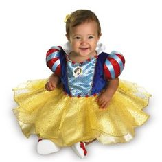 Infant Snow White Halloween Costume