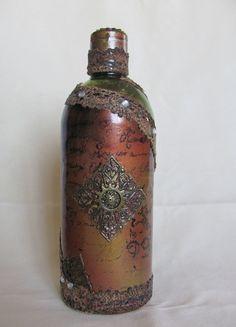 steampunk bottle