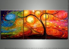 Oil Painting 103 - 60 x 24in