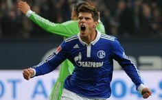 Klaas-Jan Huntelaar - Schalke  Schalke 3-1 Viktoria Plzen