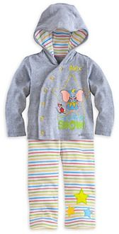 Dumbo Hoodie and Pants Set for Baby | | Disney Store