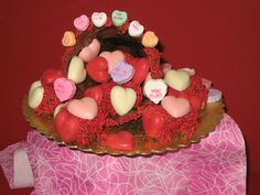Valentines Chocolates made by my mom!