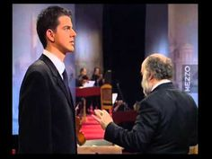Philippe Jaroussky . Stabat Mater and Magnificat (Esurientes) by A. Viva...