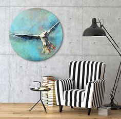 Discover «gull bird», Exclusive Edition Disk Print by Justyna Jaszke - From $59 - Curioos