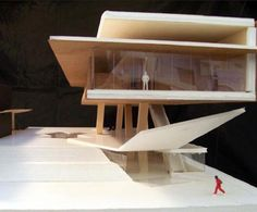 Architecture Design Models Meier Partners Unveils Their First