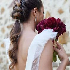 Cute Hairstyles Updos, Wedding Hairstyles, Jasmine Star, Pearl And Lace, Beauty Shop, Hair Jewelry, Hair And Nails, Bridal Hair, Wedding Styles