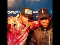 Kendrick Lamar vs. DJ Whoo Kid on The Whoolywood Shuffle
