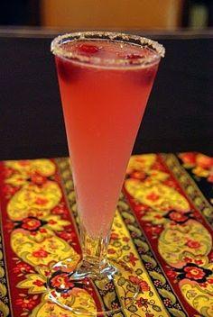Raspberry Lemonade Punch