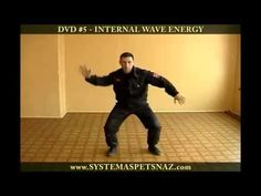 Internal Wave Energy - Systema Spetsnaz - Russian Martial Arts DVD