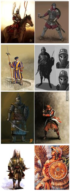 For you, which is the more badass elite unit of all history?