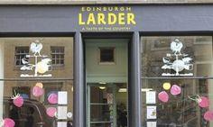 Edinburgh budget food