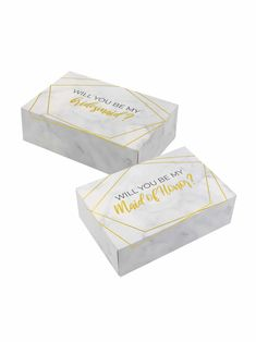 Proposal Boxes Cute & Affordable Bridesmaids Gift Ideas Mini Emergency Kit, Bridal Emergency Kits, Will You Be My Bridesmaid, Brides And Bridesmaids, Bridesmaid Proposal Box, Bridesmaid Gifts, Wedding Activities, Easy Gifts, Budget Wedding