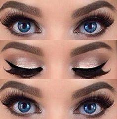 13 pomysłów na makijaż oczu głęboko osadzonych [PRAKTYCZNA GALERIA]