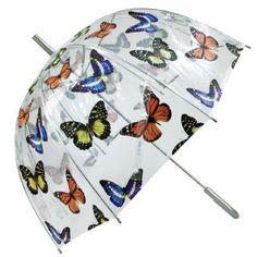 Damen Regenschirm 'Little Butterfly'