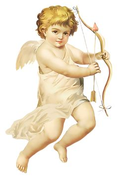 Cupid Angel PNG Picture