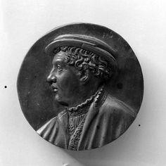 Bust of a man Date: 16th century Culture: German Medium: Boxwood