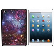Fox Fur Nebula - Galaxy Stars Space Universe - Case for Apple iPad Mini - Black #GraphicsandMore