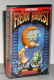 Freddy Hardest [Dinamic Software] 1987 [Zx Spectrum]