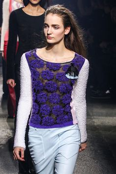 Sonia Rykiel Fall 2013 Ready-to-Wear Collection Slideshow on Style.com