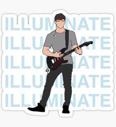 Shawn Mendes Illuminate Sticker