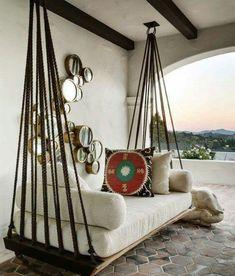 Image result for swing in meditation room