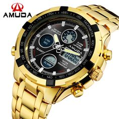 AMUDA Brand Gold ...   http://watch-etailer-co-uk.myshopify.com/products/amuda-brand-gold-watch-men-2016-led-display-calendar-quartz-wrist-watch-military-digital-watch-relogio-masculino?utm_campaign=social_autopilot&utm_source=pin&utm_medium=pin