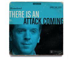 Ty Mattson | Homeland Vintage Jazz Record Covers