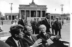 Berlin (Land Berlin) - West Berlin → Willy Brandt