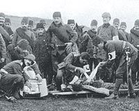 I.Dünya Savaşının en acılı cephelerinden biriydi Gelibolu. On binlerce Türk askerinin yanı sıra karşı taraftan da büyük zayiat verildi.