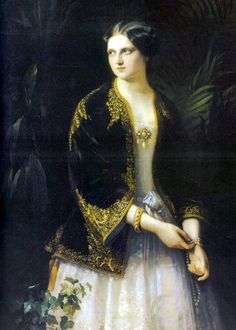 Grand Duchess Catherine Mikhailovna of Russia (Ekaterina Mikhailovna Romanova), (Russian: Екатерина Михайловна) (28 August 1827 – 12 May 1894), was the third of five daughters of Grand Duke Michael Pavlovich of Russia, youngest son of Tsar Paul I, and Princess Charlotte of Württemberg.