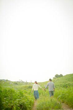 大草原でドライブエンゲージメントフォト @平尾台 part 3 - ○○しゃしんのじかん    http://blog.goo.ne.jp/moriken_photo/