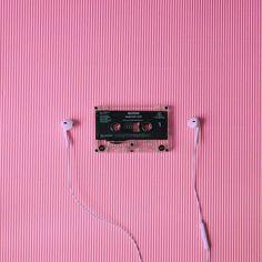 Music Aesthetic Pink Wallpaper Ideas For 2019 Music Aesthetic, Aesthetic Colors, Aesthetic Vintage, Aesthetic Pictures, Aesthetic Pastel Pink, Rainbow Aesthetic, Aesthetic Drawing, White Aesthetic, Aesthetic Anime