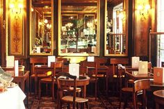 Really any Laduree is a treat for delicious pastries served up in a sublimely elegant atmosphere, and I like the one on Rue Bonaparte for take out treats in a favorite neighborhood. But for a treat like a sit down breakfast or afternoon tea, the location on Rue Royale has marvelous old paintings on the ceiling and a very intimate feeling. (www.laduree.fr)