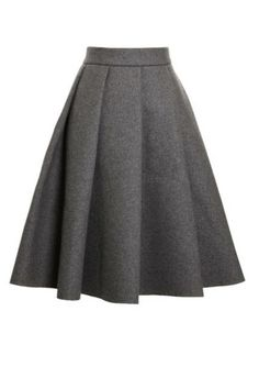THE SKIRT J.W. Anderson Ten Pleat Skirt, $815; modaoperandi.com #fashion