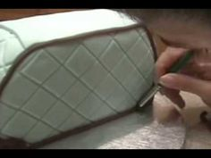 Cake Decorating Designer Knock Off Purse Cake