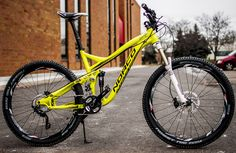 Norco Sight Killer B1 - French Marc's Bike Check - Vital MTB