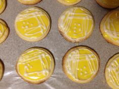 Cookies for my fellow Microbiology vict...er, students.