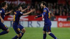 Més Que un Club: Comeback Dramatis, Barcelona Imbangi Sevilla 2-2