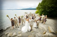 Lake Tahoe Wedding | Alison & Kyle at FitzHaven Estate | Photography by Monique